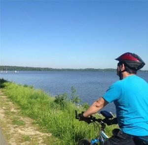 Cyklista na Dářku - na web