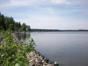 Pohled na přístav 4