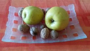 Tácek s jablky 2